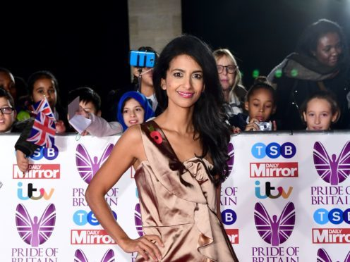 Konnie Huq has thrown her weight behind a campaign for the release of photojournalist Shahidul Alam (Ian West/PA)