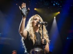 Carrie Underwood had three miscarriages (PA)