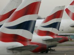 BA said the breach had been resolved and the website was now working normally (Tim Ockenden/PA)