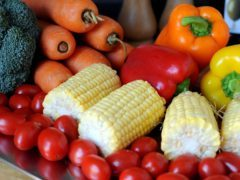 A diet rich in fruit and vegetables could help lower depression (Nick Ansell/ PA)