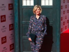 Jodie Whittaker said she 'won't be the last' female Time Lord (Danny Lawson/PA)