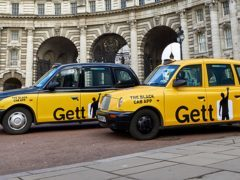 Gett is also investing in carbon reduction projects (Gett)