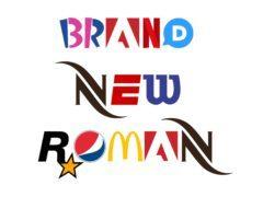The font has been created by New York-based digital studio Hello Velocity (Hello Velocity)