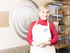 Stella Parton said her sister Dolly would have been freaked out by the MasterChef kitchen (BBC/Shine TV Ltd)