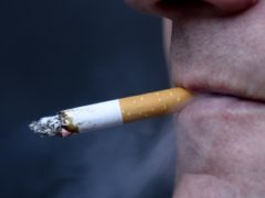 Men may harm their children's brains by smoking, research suggests. (Jonathan Brady/PA)
