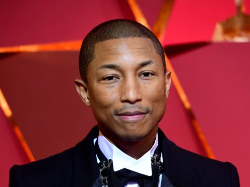 Pharrell Williams has warned Donald Trump not to use his music at rallies (Ian West/PA)