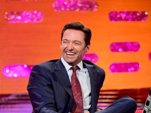 Hugh Jackman features on The Greatest Showman soundtrack (PA)