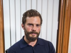 Jamie Dornan said it is 'cool' to be one of the names touted as the next James Bond (Liam McBurney/PA)