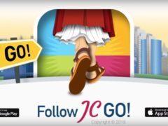 Follow JC Go! app (Fundación Ramón Pané)