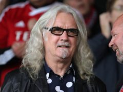 Billy Connolly has said he wants to die by Loch Lomond in his native Scotland (Lynne Cameron/PA)