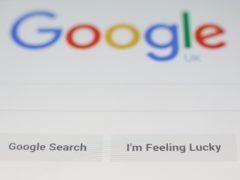 Google said any discussion of a new search tool launching was premature (Yui Mok/PA)