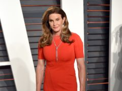 Caitlyn Jenner marked herself as safe amid the California wildfires (PA)