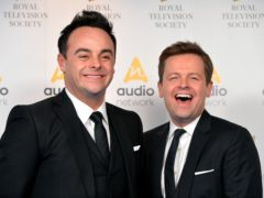 I'm A Celebrity viewers say show is not the same without Ant McPartlin (Dominic Lipinski/PA)
