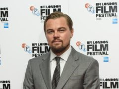 Leonardo DiCaprio and Brad Pitt are the latest celebrities to urge people to vote in the upcoming US midterm elections (Matt Crossick/PA)