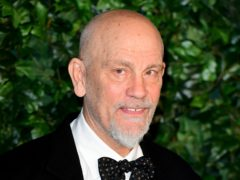 John Malkovich attending the The London Evening Standard Theatre Awards held at the Old Vic Theatre, London. (Ian West/PA)