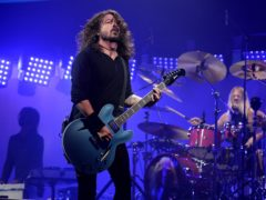 Foo Fighters will return to Scotland after a four-year hiatus (Ben Birchall/PA)