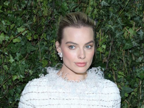 Margot Robbie said she did not know what defined harassment. (Isabel Infantes/PA)