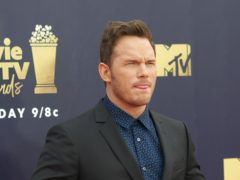 Chris Pratt and Anna Faris have settled their divorce (Francis Specker/PA Wire)