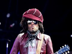 Lenny Kravitz has announced he will appear in the UK for a one-off tour date next year (Ian West/PA)