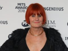 Mary Portas attends the 27th annual Music Industry Trusts Awards at the Grosvenor House Hotel in London (Jonathan Brady/PA)