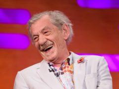 Sir Ian McKellen once slipped into the Buckingham Palace throne room with Dame Judi Dench (Matt Crossick/PA)