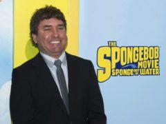 Stephen Hillenburg was a former marine biology teacher who created SpongeBob SquarePants (Charles Sykes/AP)