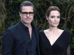 Brad Pitt and Angelina Jolie have reached a custody agreement (Justin Tallis/PA)