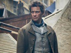 West stars as Jean Valjean in the BBC One adaptation (Robert Viglasky/BBC)