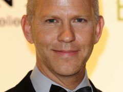 Television producer Ryan Murphy was honoured with a star on the Hollywood Walk of Fame (Ian West/PA)