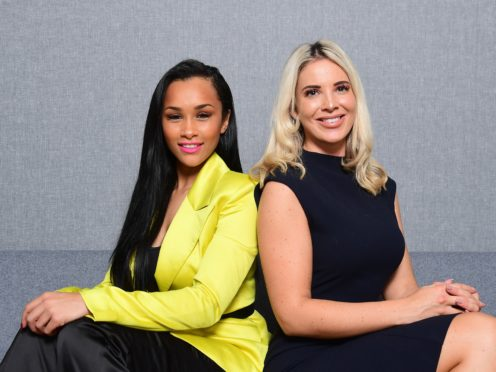 Stereotypes of gender and race in business are being challenged in The Apprentice final (Ian West/PA Wire)