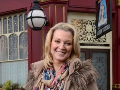 Gillian Taylforth as Kathy Beale in EastEnders. (BBC)