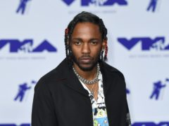 A list of Grammy winners, which includes Kendrick Lamar, is fake, the Recording Academy has said (PA)