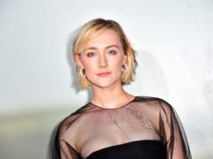 Saoirse Ronan has been speaking about the implications of a hard Brexit (Matt Crossick/PA)