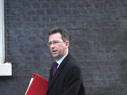 Culture Secretary Jeremy Wright (Stefan Rousseau/PA)