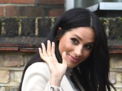 TV legal drama Suits – which used to star the Duchess Of Sussex – will end after its ninth season (Kirsty O'Connor/PA)