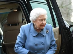 The Queen attended a Sandringham Women's Institute (WI) meeting at West Newton Village Hall, Norfolk (Joe Giddens/PA)