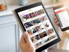 Freeview is launching an app in the Apple App store (Freeview/PA)