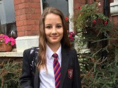 Molly Russell, 14, took her own life in November 2017 after viewing harmful content on social media. (Russell family/Leigh Day Law)