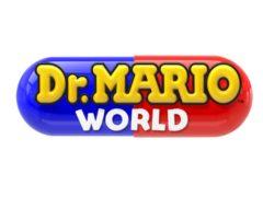 Dr Mario World logo (Nintendo/PA)