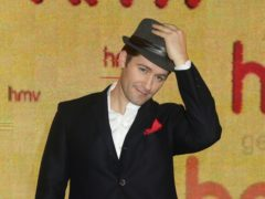 Matthew Morrison has offered advice to the royal. (Yui Mok/PA)
