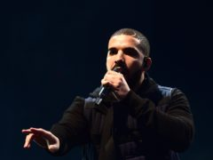 Drake has been named global recording artist of the year for a second time (Ian West/PA)