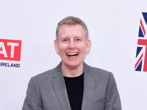 Patrick Kielty believes a hard Brexit could result in a united Ireland (Ian West/PA)