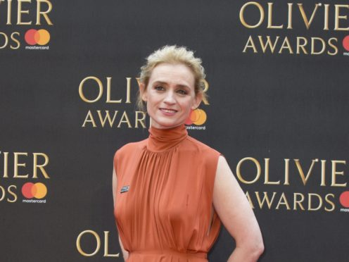 Anne-Marie Duff will star in her first musical (Isabel Infantes/PA)