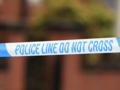 Police are appealing for witnesses to the crash, which occurred in Newcastle-under-Lyme, Staffordshire (PA)