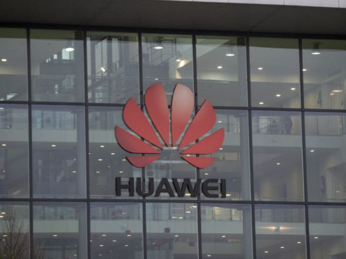 Huawei is an industry leader on 5G (Steve Parsons/PA)