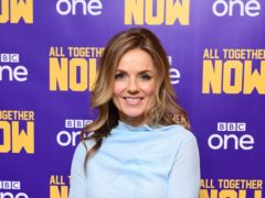 Geri Horner said the Spice Girls had global unity in their grasp for a few minutes (Ian West/PA)