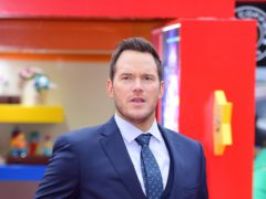 Chris Pratt has denied attending an 'anti-LGBTQ' church (Ian West/PA)
