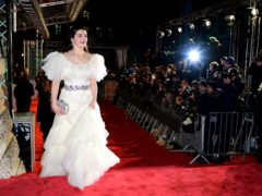Rachel Weisz attending the 72nd British Academy Film Awards (Ian West/PA)