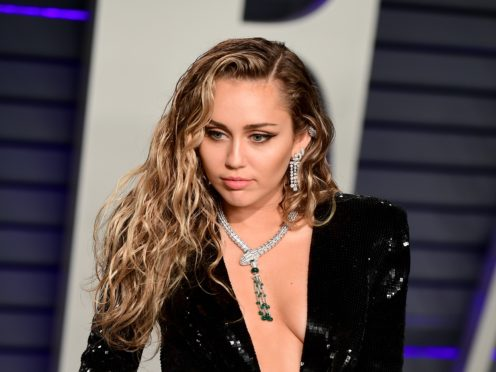 Miley Cyrus headlines this year's BBC Radio 1's Big Weekend (Ian West/PA)