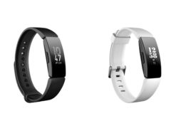 Fitbit's new fitness trackers, Fitbit Inspire and Fitbit Inspire HR (Fitbit/PA)